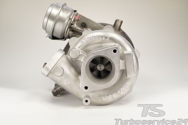 Re-manufactured Turbocharger for Nissan Navara, Pathfinder 2.5DI (dCi) / 126 KW - 171 PS / YD25, 769708, 14411