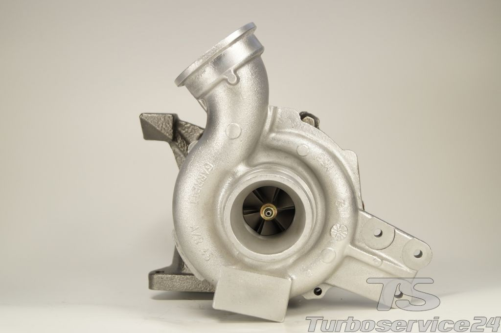 Re-manufactured Turbocharger for Mercedes Sprinter 215CDI / 315CDI / 415CDI / 515CDI / without electronic wastegate actuator