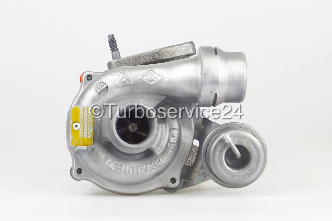 Re-manufactured Turbocharger for Dacia Logan, Renault Clio, Megane, Modus, Scenic / 1.5dCi