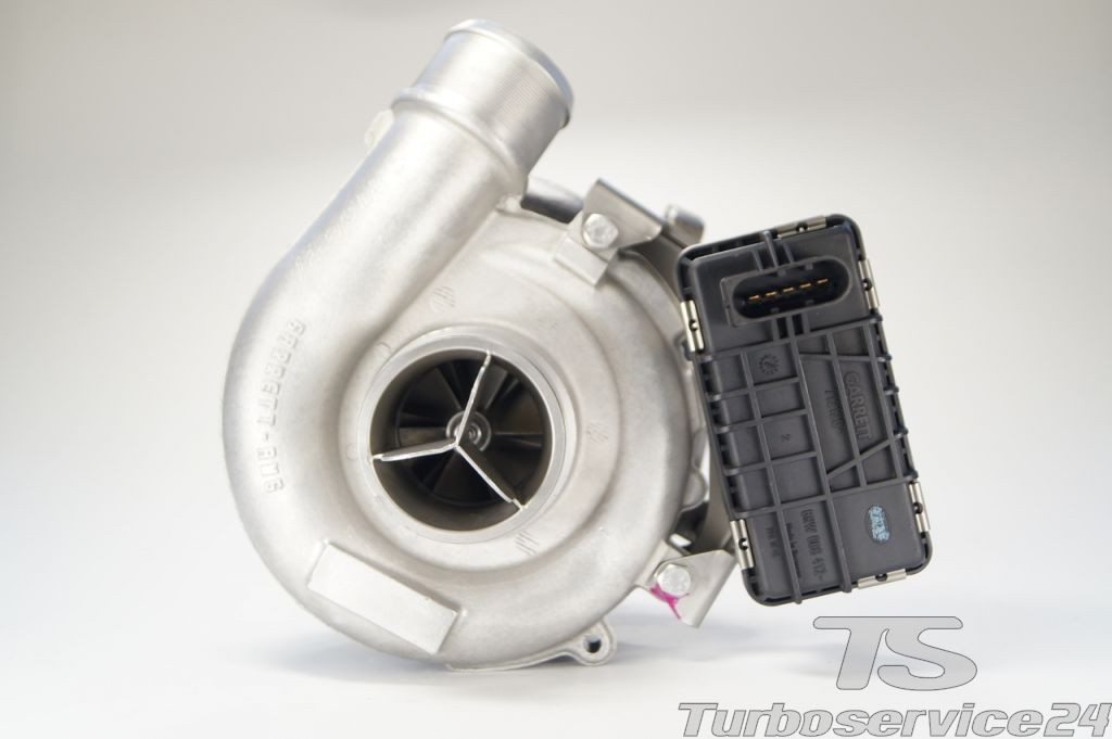 Re-manufactured Turbocharger for Mercedes C 30 CDI AMG (W203)