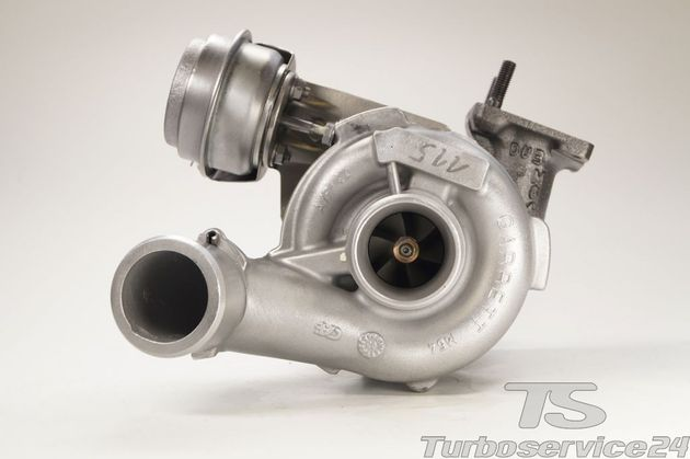 Re-manufactured Turbocharger for Alfa Romeo, Fiat, Lancia 1.9 JTD