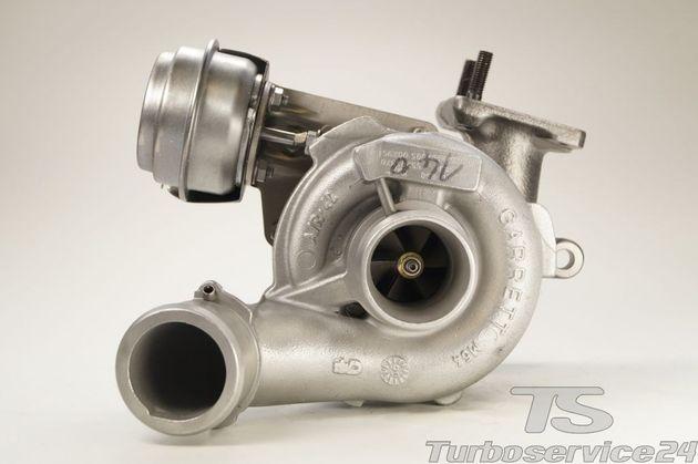 Austauschturbolader für Alfa Romeo, Fiat 1.9 JTD / 110 KW, 150 PS