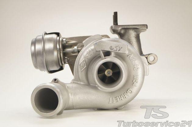 Austauschturbolader für Alfa Romeo, Fiat 1.9 JTD / 103 KW, 140 PS