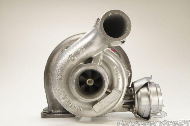 Austauschturbolader für Alfa Romeo, Lancia 2.4 JTD / 122 KW-166 PS / 129 KW-175 PS / M722.24 750639 717661