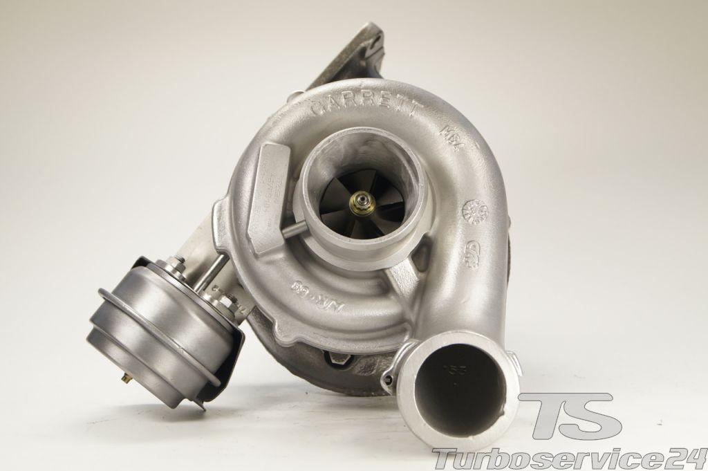 Re-manufactured Turbocharger for Alfa Romeo, Lancia 2.4 JTD