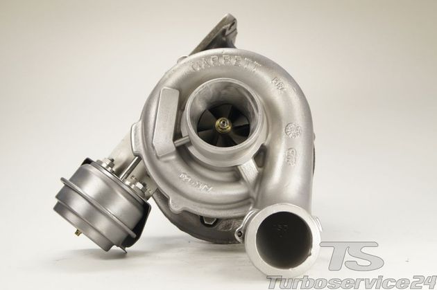 Re-manufactured Turbocharger for Alfa Romeo, Lancia 2.4 JTD