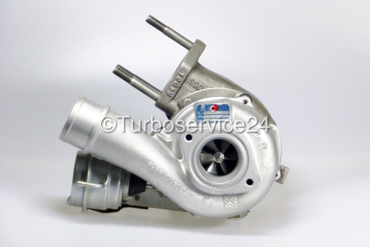 Re-manufactured Turbocharger for Hyundai H1 2.5 CRDi