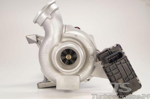 Austauschturbolader für Mercedes Sprinter 215CDI / 315CDI / 415CDI / 515CDI / 2148 ccm, 110 KW, 150 PS