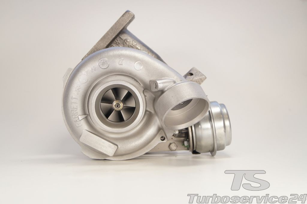 Re-manufactured Turbocharger for Mercedes C 270 CDI (W203)
