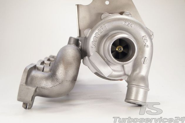 Re-manufactured Turbocharger for Ford Mondeo 2.0 TDCi, Jaguar X Type 2.0 D