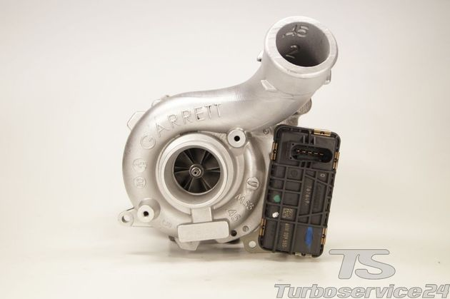 Re-manufactured Turbocharger for Audi A6 2.7 TDI