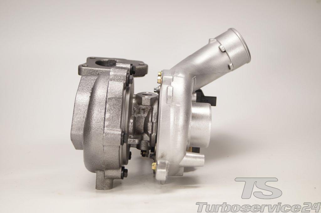 turbolader für audi a6 2.7 tdi / 120 kw, 163 ps / 140 kw, 190 ps