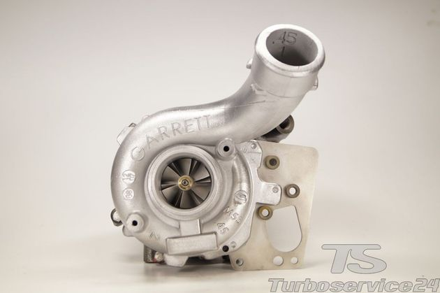 Re-manufactured Turbocharger for Audi A6, Q7, Porsche Cayenne, VW Phaeton, Touareg / 3.0 TDI without electronic wastegate actuator