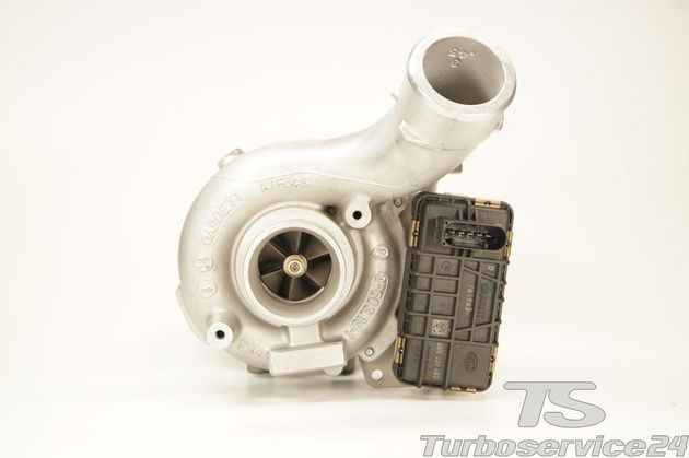 Re-manufactured Turbocharger for Audi A4, A6 / 2.7 TDI