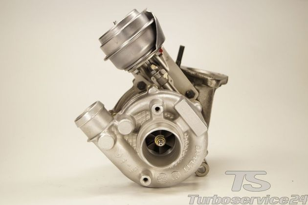 Re-manufactured Turbocharger for Audi A4, Seat Cordoba, Ibiza, Leon, VW Caddy, Polo / 1.9 TDI