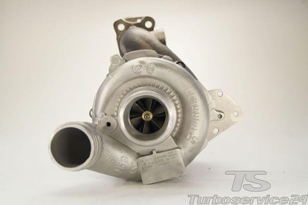 Turbolader für Chrysler, Jeep, Mercedes / OM642 / 155 KW, 211 PS / 165 KW, 224 PS / 170 KW, 231 PS / 173 KW, 235 PS / ohne Ladedrucksteller