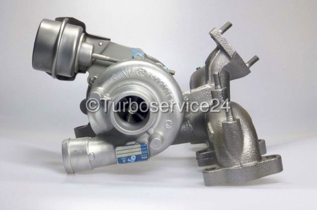 Re-manufactured Turbocharger for Audi A3, Ford Galaxy, Seat Alhambra, Cordoba, Ibiza, Skoda Fabia, Octavia, VW Bora, Golf IV, Sharan 1.9 TDI