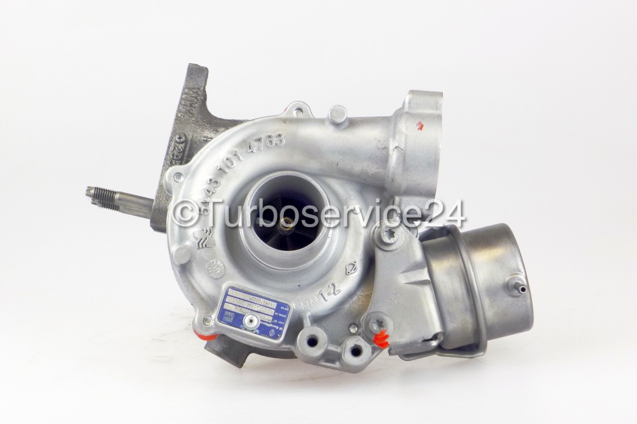 Re-manufactured Turbocharger Renault Megane III, Scenic III 1.6 dCi / 96 KW, 130 HP / 54389880001 54389700001 54389700000 54389700007