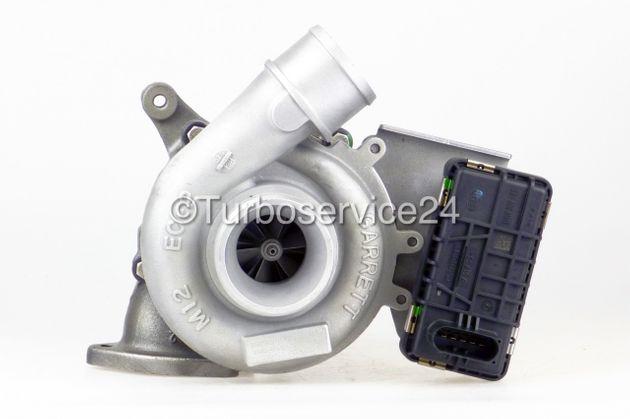 Turbolader für Land Rover Freelander II 2.2 TD4 / 118 KW, 160 PS / 753546 mit Ladedrucksteller