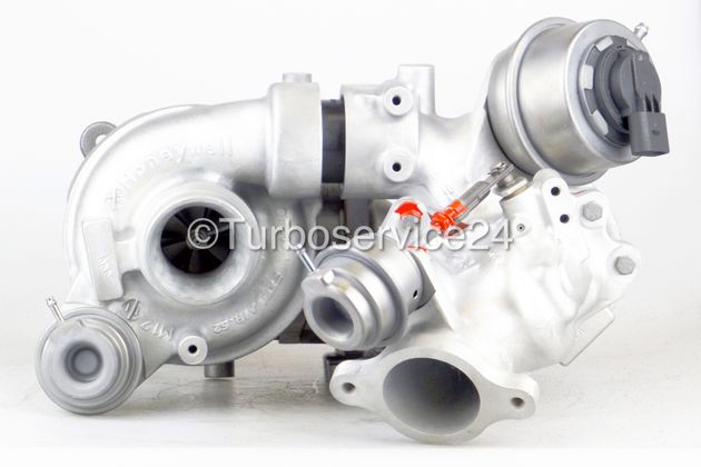 Bi-Turbolader für Mazda 3, CX-5, 6 2.2 D / 110 KW, 150 PS / 129 KW, 175 PS / SHY1 810356 810357 810358