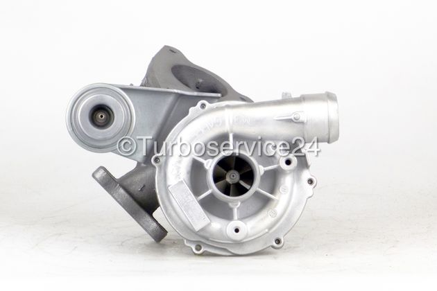 Turbocharger for CITROEN C8, EVASION, JUMPY 2.0 HDi, FIAT SCUDO, ULYSSE 2.0 JTD, LANCIA PHEDRA, ZETA 2.0 JTD, PEUGEOT 806, 807, EXPERT 2.0 HDI / 79 KW, 107 PS / 80 KW, 109 PS / 713667