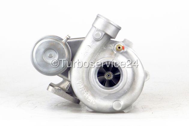 Turbolader für Volvo 760 TD 765 TD 940 TD 960 TD 2.4 TD / 85 KW, 115 PS / 90 KW, 122 PS / D24TIC 466794