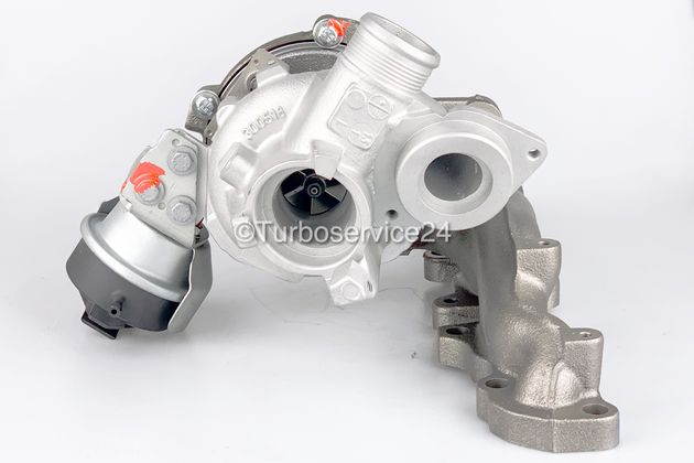 Re-manufactured Turbocharger for A3, Seat Leon, Skoda Octavia, VW Golf, Touran 2.0 TDI / 81 KW , 110 HP / 105 KW, 143 HP / CRFA CRFC 04L253010K 04L253010KX 04L253019R 04L253019RX