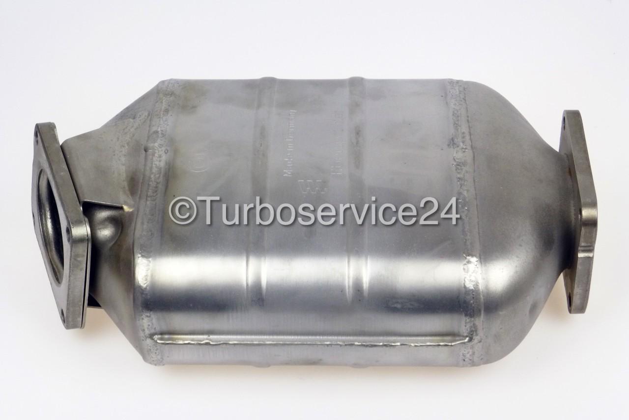 New original DPF diesel particulate filter for BMW X3 2 0d