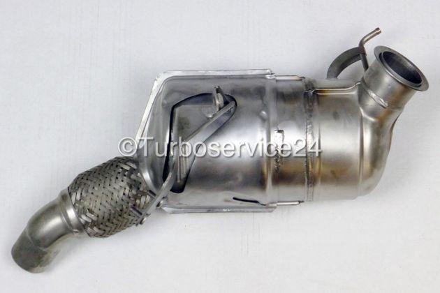 Original DPF Katalysator Rußpartikelfilter Dieselpartikelfilter für BMW 318d (E90/E91) 320d (E90/E91) / 90KW-122PS / 120KW-163PS / M42N2 7796624 7796628