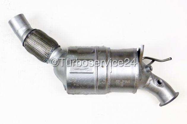 Original DPF Katalysator Rußpartikelfilter Dieselpartikelfilter für BMW 116d, 118d, 120d (E81/E82/E87/E88), 316d, 318d, 320d (E90/E91/E92/E93), 520d (E60/E61), X1 (E84) / 105 KW-143 PS / 120 KW-163 PS / 130 KW, 177 PS / 7812284