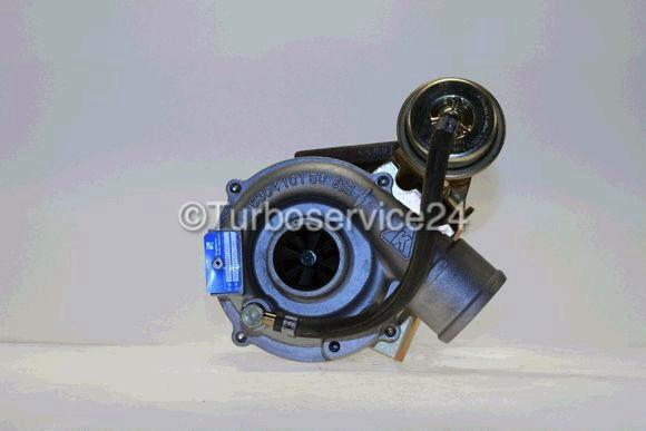 Neuer Original KKK / Borgwarner Turbolader für Mercedes Vito 110 D (W638), V-Klasse 230 TD (638.274) / 72 KW, 98 PS / OM601.970 53039880007 53039700007