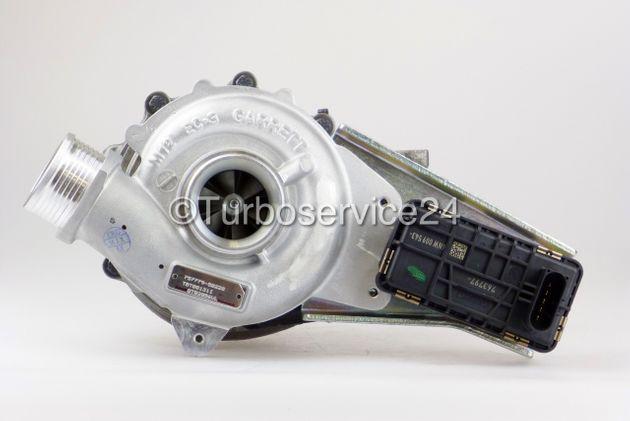 Neuer Original Garrett Turbolader für Volvo C30, C70, S40, S60, S80, V50, V70, XC60, XC70, XC90 D5 2.4 TDI / 120 KW, 163 PS / 132 KW, 179 PS / 132 KW, 180 PS / 136 KW, 185 PS / D5244 757779-5022S