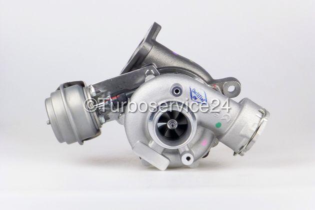Neuer Turbolader für Audi A4, A6, Skoda Superb, VW Passat 1.9 TDI 2.0 TDI / 96 KW, 130 PS / 100 KW, 136 PS / 103 KW, 140 PS / 717858-5008S