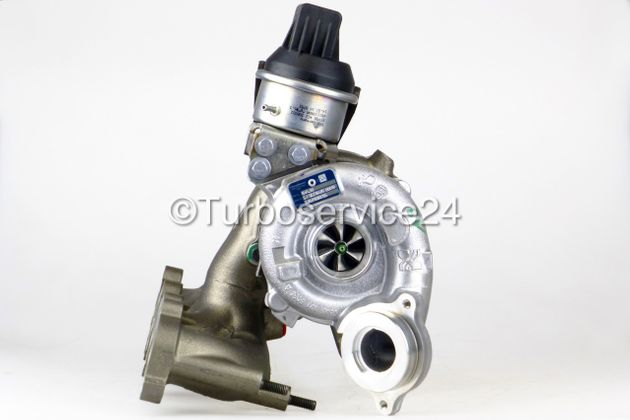 New Turbocharger for Audi, Skoda, Volkswagen 2.0 TDI / 140 HP / CBAA, CBAB, CBDA, CBDB 03L253016F