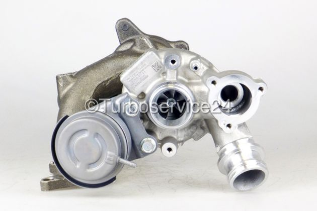 New Turbocharger for Audi A1, A3 1.4 TFSI, Seat Altea, Leon, Skoda Octavia, Superb, Yeti, VW EOS, Golf, Jetta, Passat, Scirocco, Tiguan, Touran 1.4 TSI / 122 HP / 125 HP / CAXA, CAXC 49373-01002