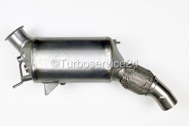 Original DPF Katalysator Rußpartikelfilter Dieselpartikelfilter für BMW 1er F20 F21, 3er F30 F31, 5er F10 F11, X3 F25 N47 18308508992 18308508993 18308508994