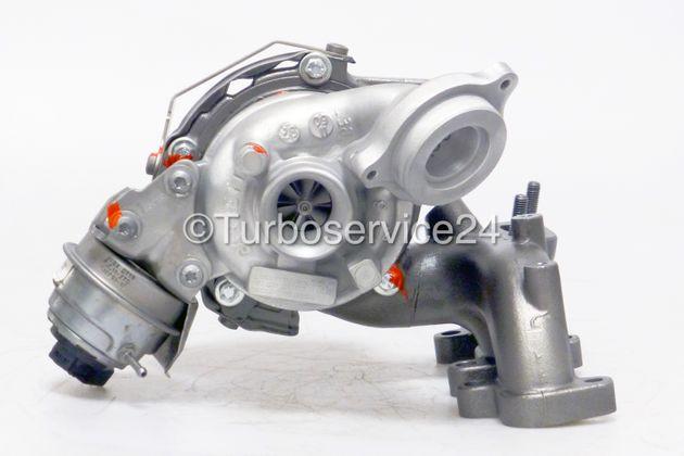 Turbolader für Seat Ibiza, Skoda Fabia, Roomster, VW Polo 6R 1.2 TDI / 55 KW, 75 PS / CFWA 789016