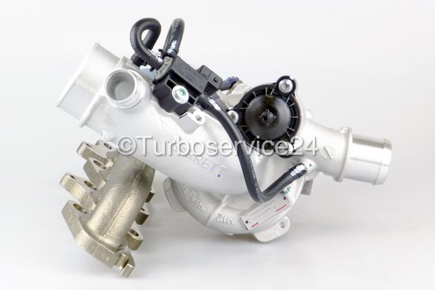 Re-manufactured Turbocharger for Chevrolet Cruze, Opel Astra J, Opel Meriva B 1.4 Turbo ECOTEC / 103 KW, 140 HP / A14NET 781504