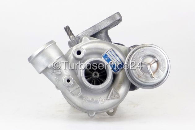 Re-Manufactured Turbocharger for Volkswagen LT II 2.5 TDI / 70 KW, 95 HP / 75 KW, 102 HP / AHD BBF 53149887025 53149707025