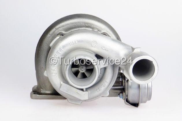 Austauschturbolader für Alfa Romeo 156, 166, Lancia Thesis 2.4 JTD / 103 KW-140 PS / 765277 717662