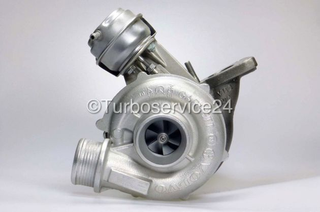 Re-manufactured Turbocharger Volvo S60 S80 V70 XC70 XC90 Penta Schiff 2.4 D D5 131 HP / 163 HP D5244T 723167