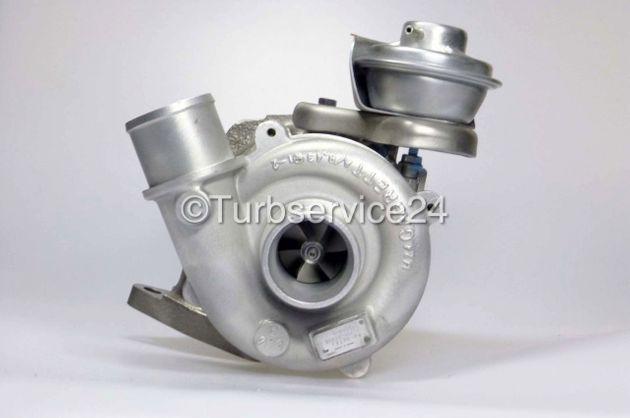 Austauschturbolader für Toyota Auris, Avensis, Previa, Picnic 2.0 TD / 2.0 D-4D / 85 KW - 116 PS / 93 KW - 126 PS  721164-0003, 0005, 0009, 0011, 0013, 801891-5001S, 17201