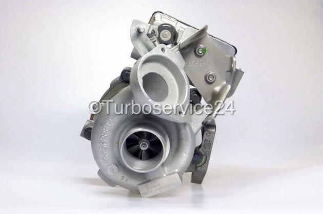 Turbolader für BMW 120d (E81/E87) / 120 KW - 163 PS / M46TU, 750952-0013, 750952-13, 750952-0014, 750952-14, 750952-5014S, 750952-0001, 750952-1, 750952-0004, 750952-4, 750952-0007, 750952-7, 750952-0010, 750952-10