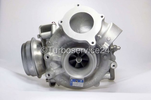 Re-manufactured Turbocharger (large level) for BMW 535d, 740d, X5, X6 / 210 KW - 286 PS / 220 KW - 299PS / 225 KW - 306 PS / 230 KW - 313 PS / N57D30TOP M57D30TÜ2 N55B30 N57D30 53269700005