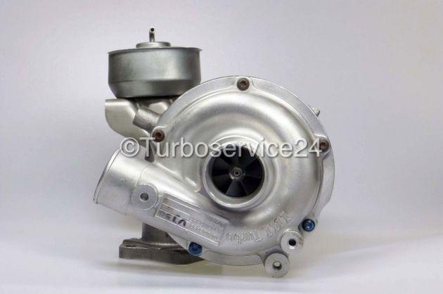 Austauschturbolader für Mazda 323, 6, 626, Premacy 2.0 DiTD / 66 KW - 90 PS / 74 KW - 101 PS / 100 KW - 136 PS / RF-TDI RF4F VJ30