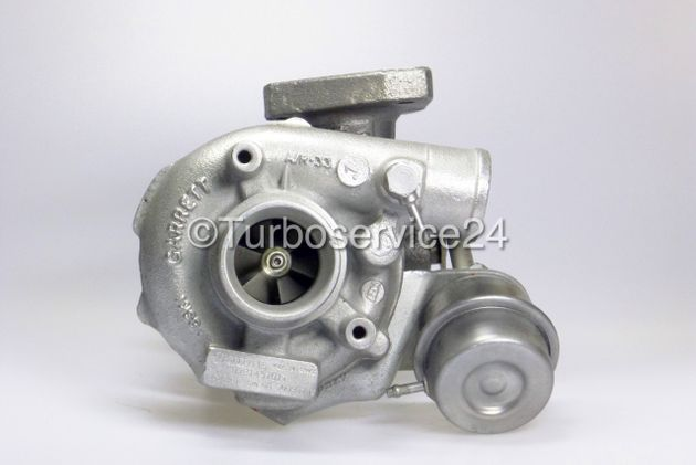Re-manufactured Turbocharger for für Audi 80, A6 (B4,C4) 1.9 TDI / 90 HP / 1Z AHU 454082 028145701T