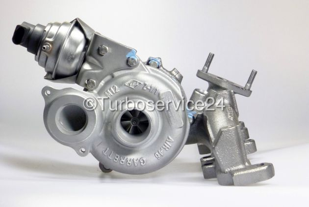 Re-manufactured Turbocharger for Volkswagen T5 Transporter 2.0 TDI / 84 HP / 102 HP / 136 HP / 140 HP / 792290 03L253016M MV MX