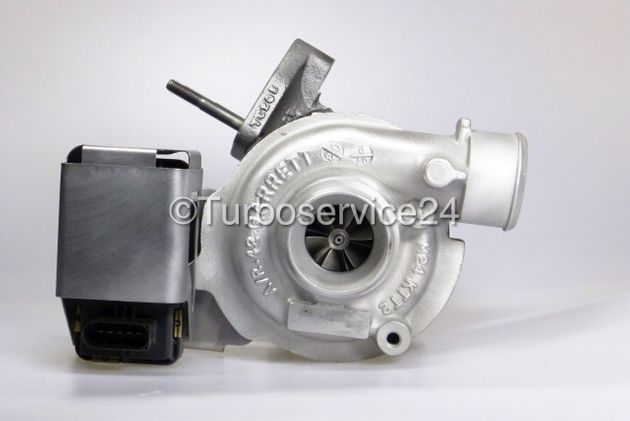 Austauschturbolader für Opel Antara 2.0 CDTi, Chevrolet Captiva, Epica 2.0 D / 93 KW - 126 PS 127 PS / 110 KW - 150 PS / Z20S Z20DM Z20DMH 762463