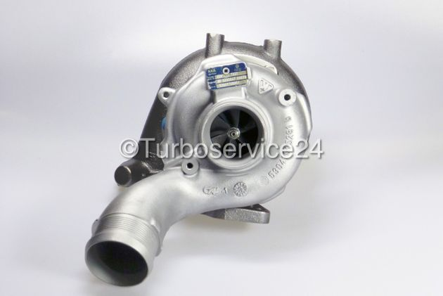 Re-manufactured Turbocharger for Audi A4, A6 2.7 TDI / 163 HP / 180 HP / BSG BPP 53049880051