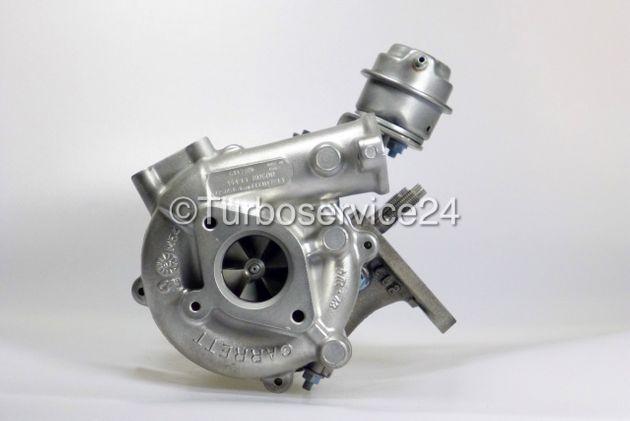 Austauschturbolader für Nissan Primera 2.2 Di / 93 KW - 126 PS / YD1 725864 14411AU600 GT1749V